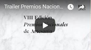 Finalista Premios Nacionales de Artesanía 2013